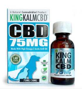 king-kanine-75mg-cbd-oil