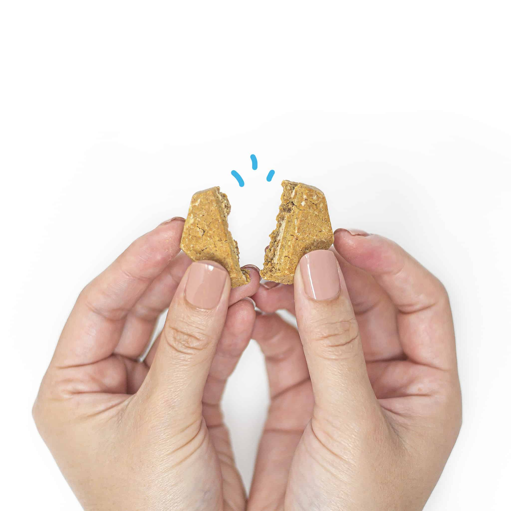 HonestPaws -Calming Bites - Cracked In Half